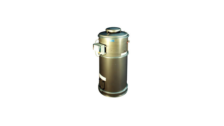 FGS round dust filter