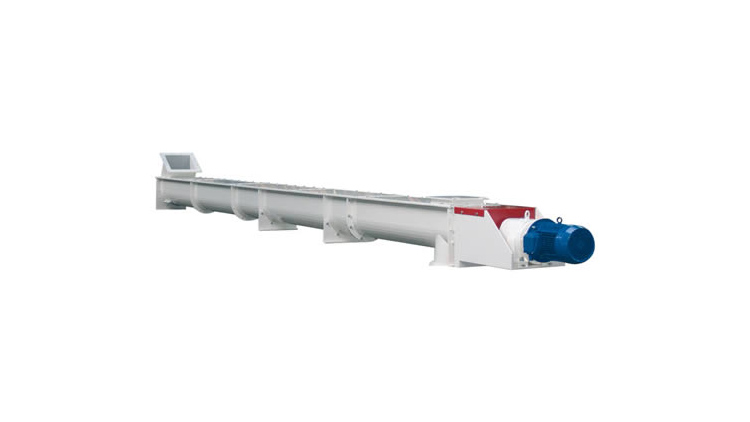 "CNU ""U"" trough conveyors"